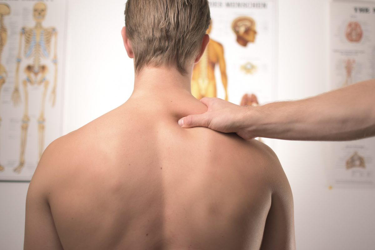 Chiropractic and Shoulder Pain