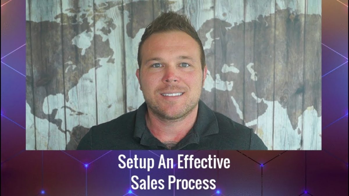 Setup An Effective Sales Process