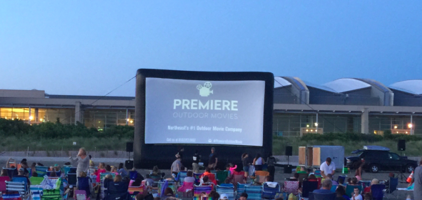 Premiere Outdoor Movies For Your Next Corporate Event