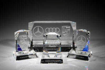Custom Crystal Awards